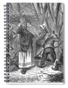 Reconstruction, 1868 Spiral Notebook