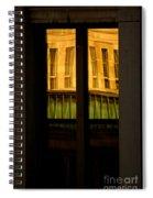Rectangular Reflection Spiral Notebook