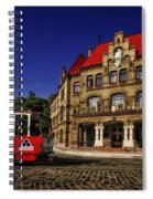 Red Alert Spiral Notebook