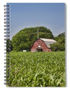 Red Barn - What Charm Spiral Notebook