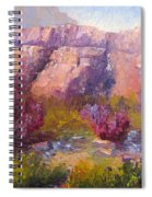 Red Bud Trees Spiral Notebook