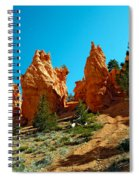 Red Canyon Trail Spiral Notebook