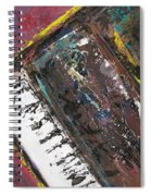 Red Piano Series 7 Spiral Notebook
