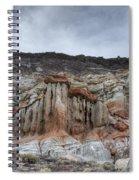 Red Rock Canyon Cliffs Spiral Notebook