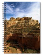 Red Rock Canyons Spiral Notebook