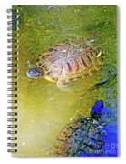 Red Sliders Spiral Notebook