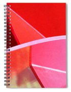 Red Thing Spiral Notebook