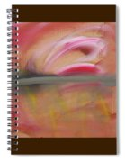 Red Tide  Spiral Notebook