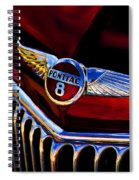 Red Wings Spiral Notebook