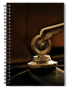 Redwing Mascot Spiral Notebook