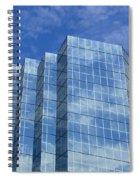 Reflected Sky Spiral Notebook