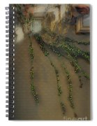 Reflecting On Beads Spiral Notebook