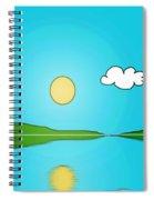 Reflection 3 Spiral Notebook