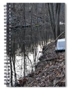 Reflection Creek  Spiral Notebook