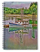 Reflection Hdr Spiral Notebook