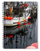 Reflections At French Creek Spiral Notebook