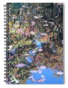 Reflections In Paradise 3 Spiral Notebook