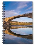 Reflections On Fernbridge Spiral Notebook