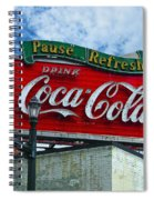 Refresh On Florida Baton Rouge Spiral Notebook