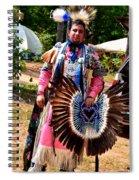 Regalia Spiral Notebook