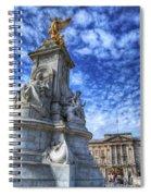 Regina Imperatrix 2.0 Spiral Notebook
