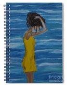 Relaxing Breeze Spiral Notebook