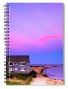 Relaxing Peaceful Ocean Air Spiral Notebook
