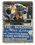 Remembering Miss Lena Spiral Notebook