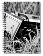 Remembering The Way It Was Spiral Notebook