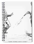 Remington: Cowboy, 1888 Spiral Notebook