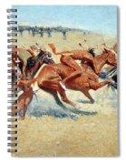 Remington: Indian Warfare Spiral Notebook