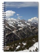 Rendezvous Mountain Spiral Notebook