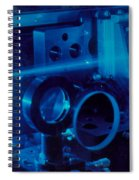 Research Into The Combustion Of Fuels Spiral Notebook