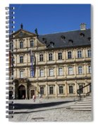 Residence Place - Bamberg Spiral Notebook