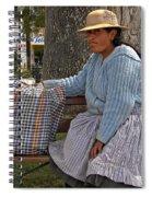 Respite Spiral Notebook
