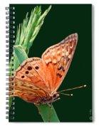 Rest Stop Spiral Notebook
