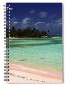 Restful Days Spiral Notebook