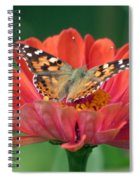 Resting Area Spiral Notebook