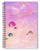 Resting Places Spiral Notebook