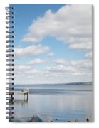 Resting Waters Spiral Notebook