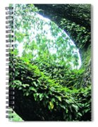 Resurrection Fern Spiral Notebook