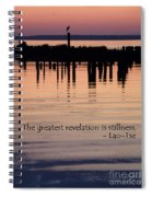 Revelation Spiral Notebook