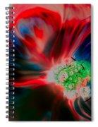 Reverse Spiral Notebook