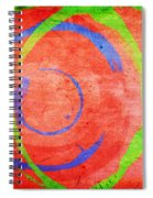 RGB Spiral Notebook