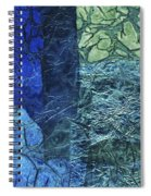 Rhapsody Of Colors 46 Spiral Notebook