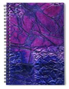 Rhapsody Of Colors 52 Spiral Notebook