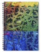 Rhapsody Of Colors 57 Spiral Notebook