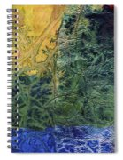 Rhapsody Of Colors 58 Spiral Notebook