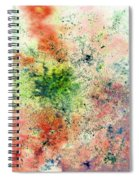 Rhapsody Of Stars In A Major Spiral Notebook