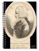 Rhynwick Williams Spiral Notebook